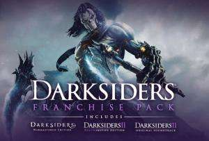[Steam] Darksiders Franchise Pack (Darksiders Warmastered Edition, Darksiders II Deathinitive Edition) - £3.80 - Chrono.gg 351° [Steam] Darksiders Franchise Pack (Darksiders Warmastered Edition and Darksiders II Deathinitive Edition + OST)  €4,30