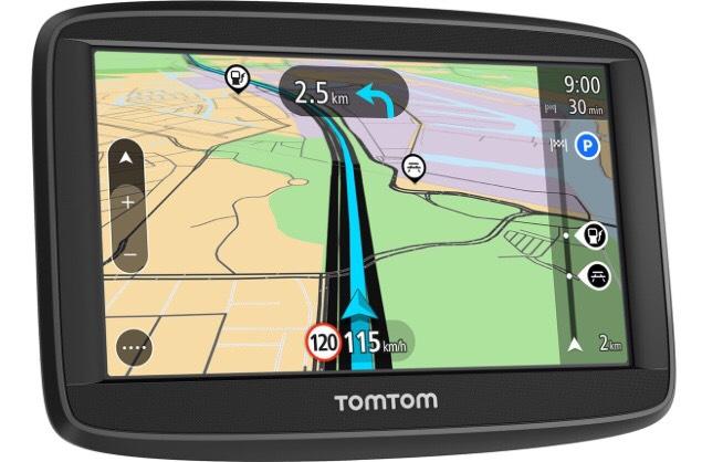 TomTom Start 52 (West-Europa) voor €99 @ bol.com