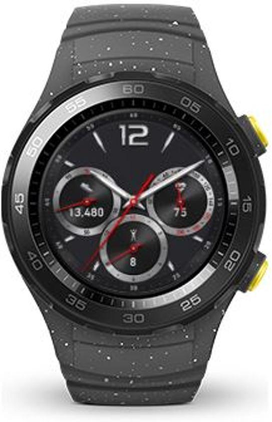 Huawei watch 2 sport grijs @bol.com