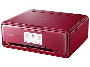 Canon TS8152 All-in-One Wifi Printer voor €89,95 i.c.m. kortingscode @ iBood