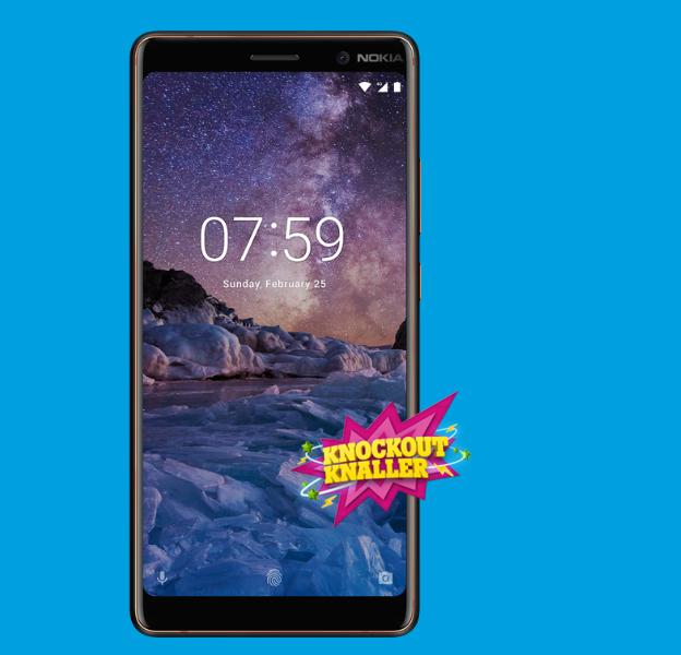 Nokia 7 Plus i.c.m. maandelijks opzegbaar abonnement @tele2.nl