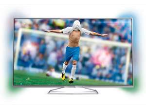 Philips 55PFK6609/12 Full HD 3D Smart TV voor €799,- @ Media Markt