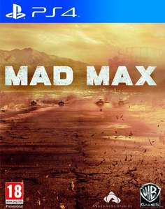 PRIJSFOUT?: Mad Max (PS4) @ voor €44,75 @ One More Level