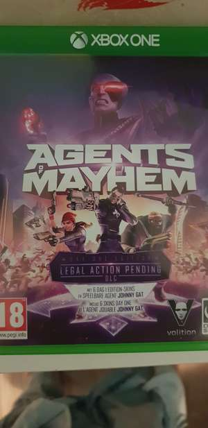Intertoys Agents of Mayhem 1.98€ landelijk