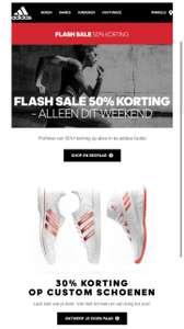 Adidas FLASH SALE: 50% OFF*