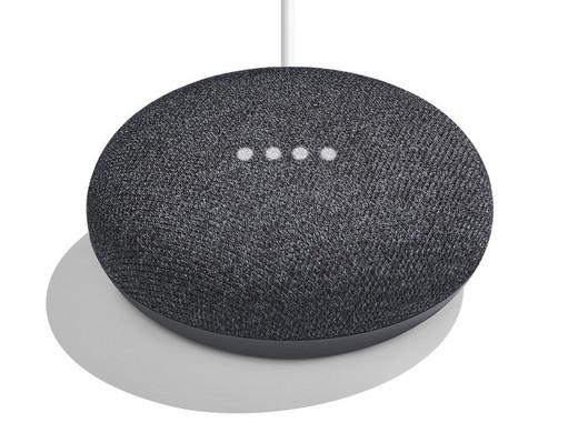 Google Home mini € 39,95 (€ 29,95 met kortingscode) @ibood