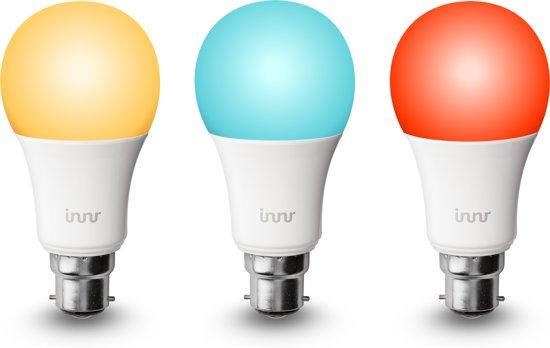 Innr Bulb Color BY 185 C 3-pack voor €24,99 @ Bol.com