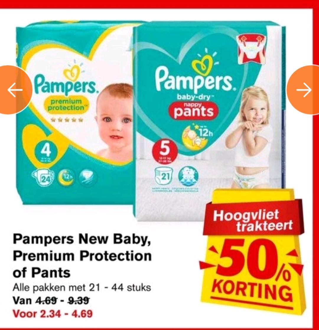 Dreft & Pampers @Hoogvliet