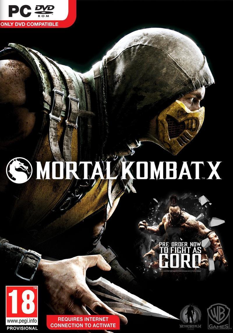 Mortal Kombat X (Steam key) voor €14,99 @ CDkeys.com