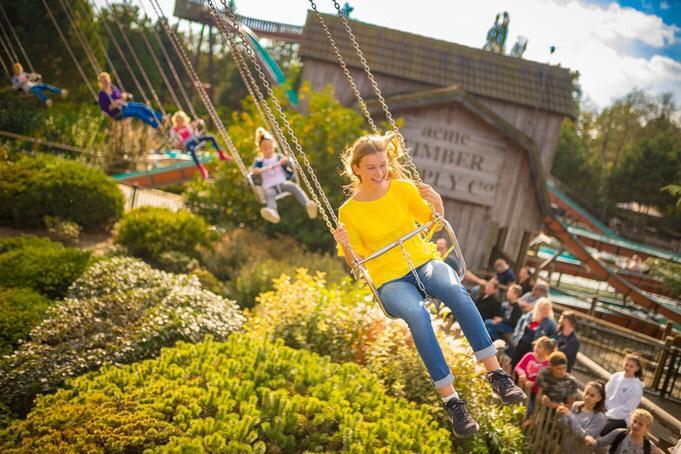 Attractie & Vakantiepark Slagharen Voor €9,90