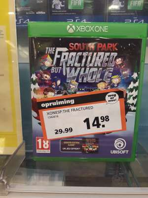 South Park Fractured ButWhole Xbone @Intertoys Osdorp