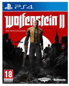 Wolfenstein II The New Colossus (PS4/Xbox One/PC) voor €16,99 @ bol.com