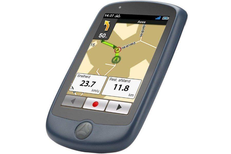 Navman Bike 1000 GPS West-Europa (Mio Cyclo 200 rebrand)