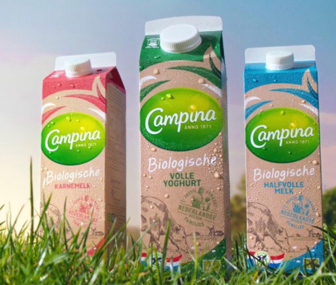 GRATIS Campina Biologisch 1L (alle varianten) @Eurosparen