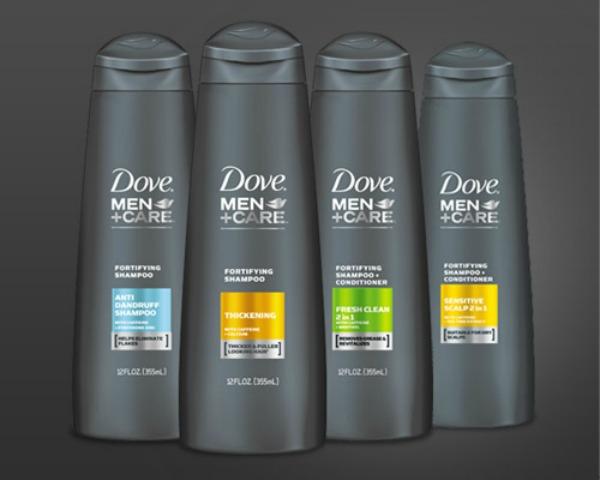 -82% Dove Men+Care Douchegel 250ml @ Rossmann DE [Grensdeal]