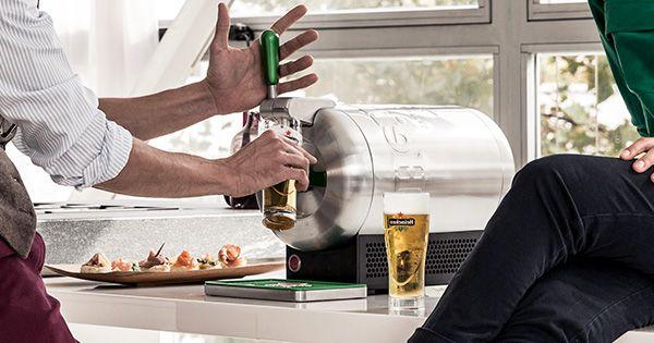 Heineken The Sub Compact Edition voor 49,- en Torps + accessoires tot  -20%