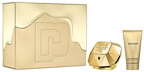 Paco Rabanne Lady Million Giftset (125ml) voor €30,04 @ Amazon.de