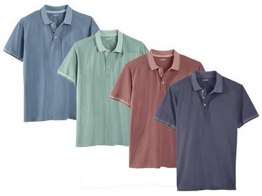 Diverse heren polo's, shirts en hemden (extra) goedkoop bij Lidl (webshop)