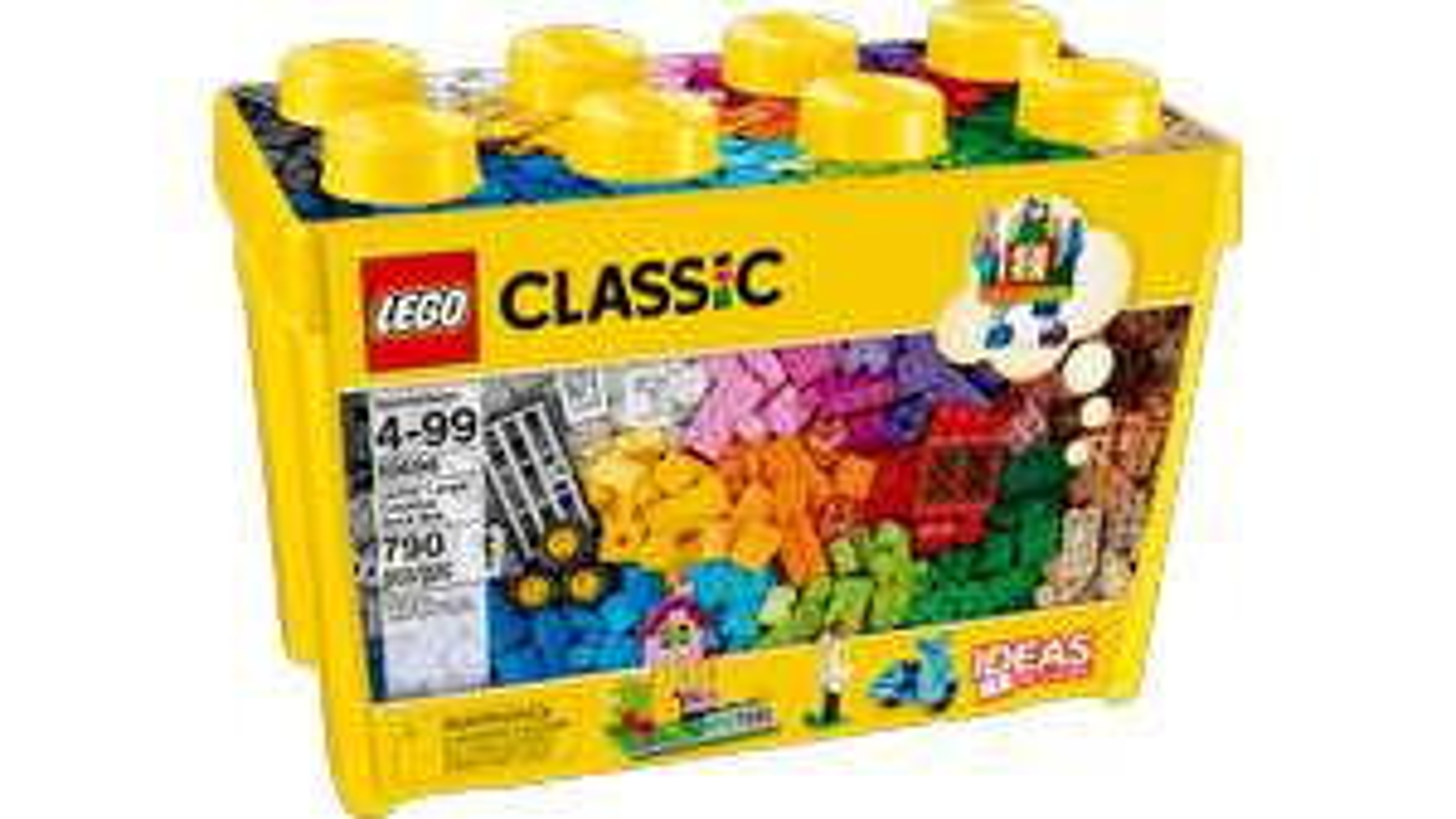 Lego 10698 - Classic Creative grote opbergdoos