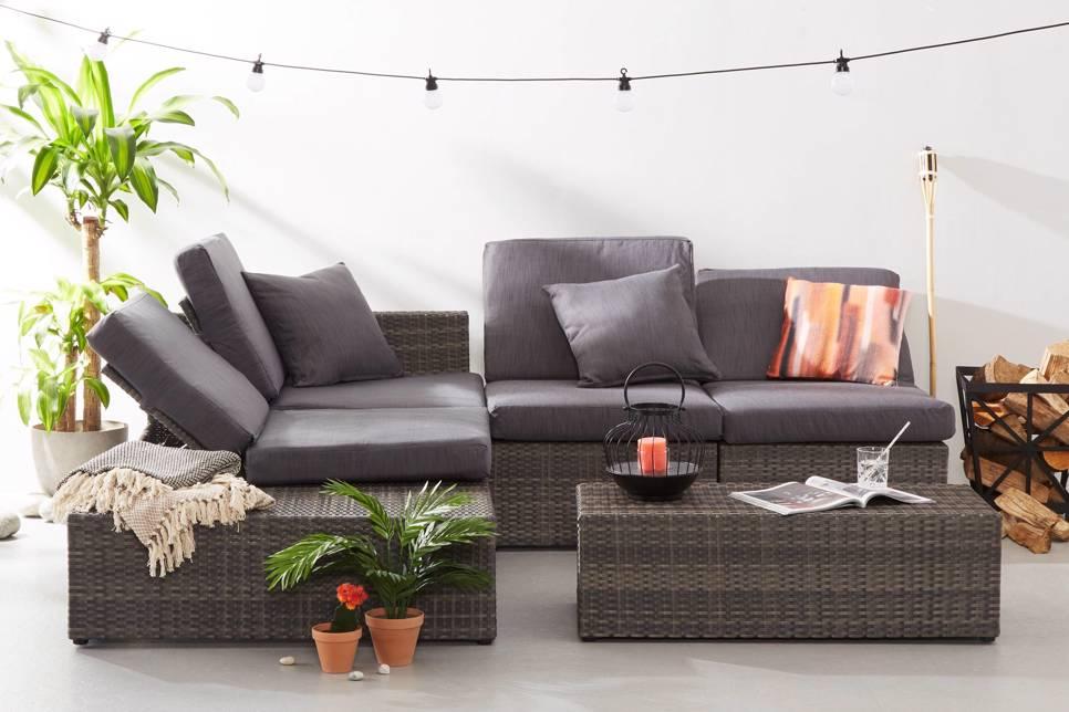 Diverse tuinsets, -stoelen en meer met tot 73% korting @ Wehkamp