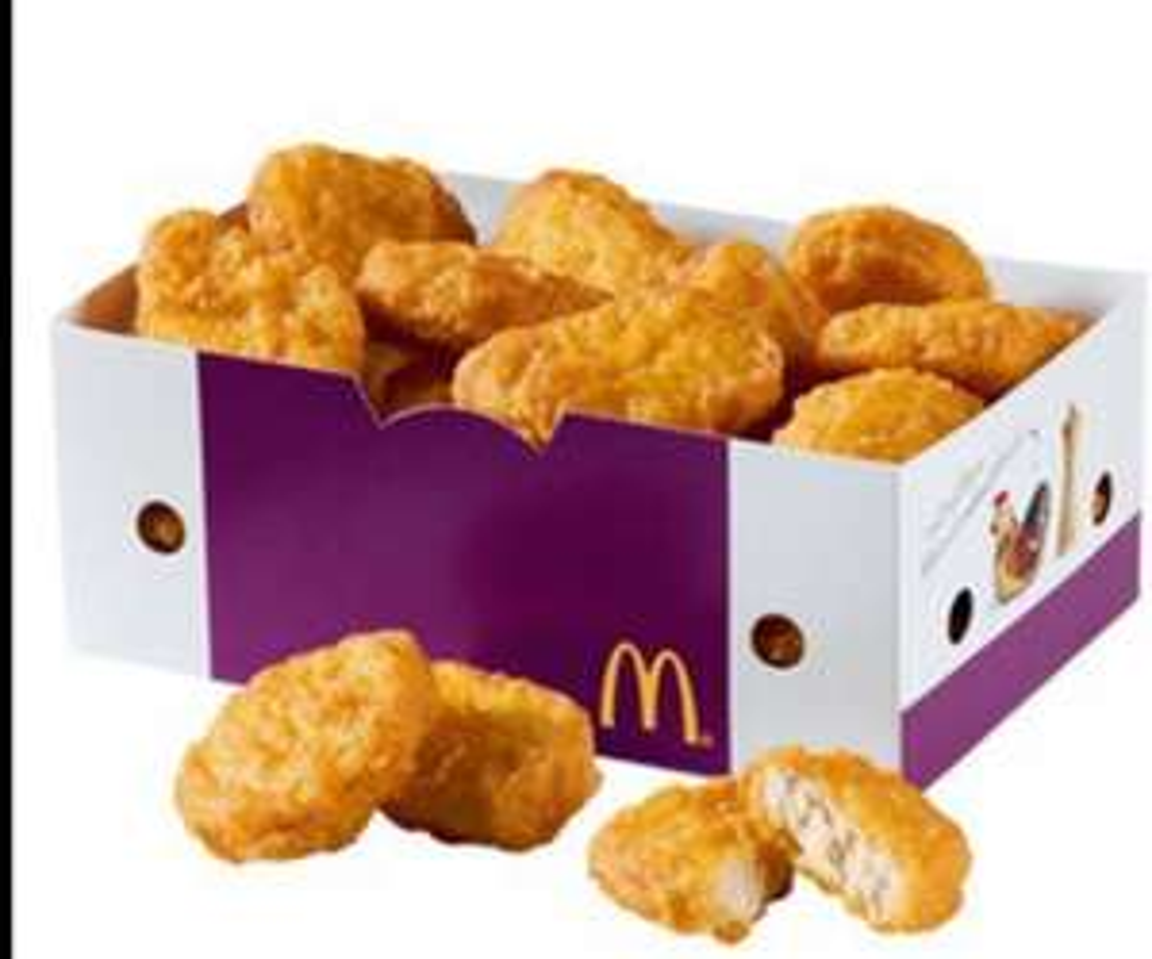 [Grensdeal DE] 20stks chicken nuggets + 3 sauzen voor €4,99