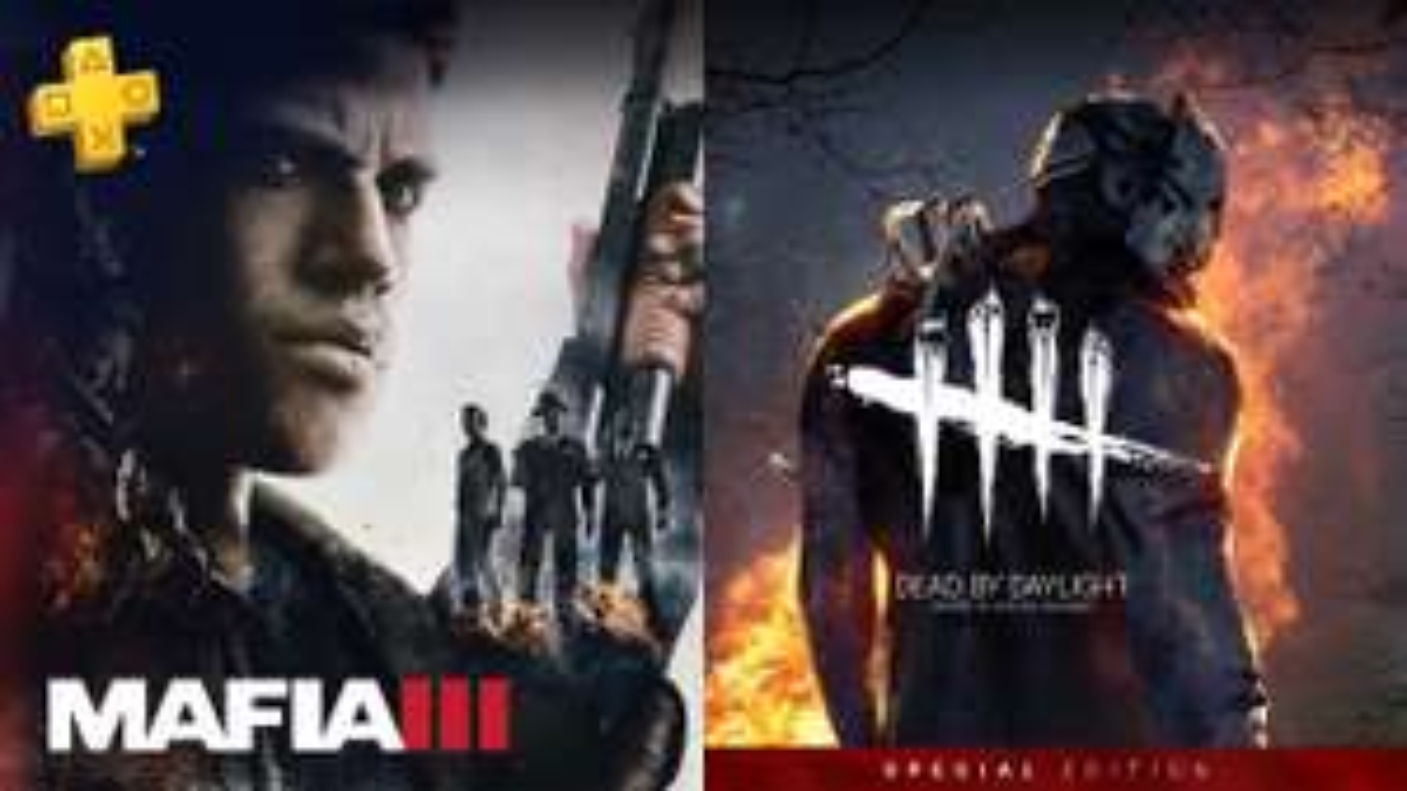 PlayStation Plus augustus - Mafia III en Dead by Daylight @PSN