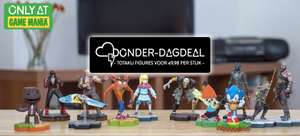 Game Mania Donder-Dagdeal Totaku figurines
