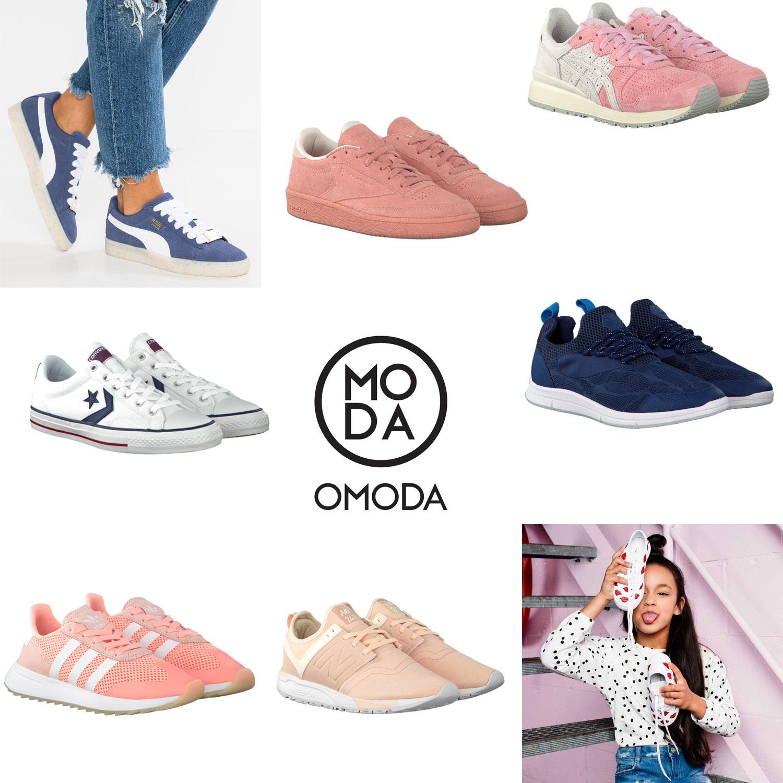 Heel veel sneakers 70% korting (o.a. adidas / puma / new balance / reebok) @ Omoda