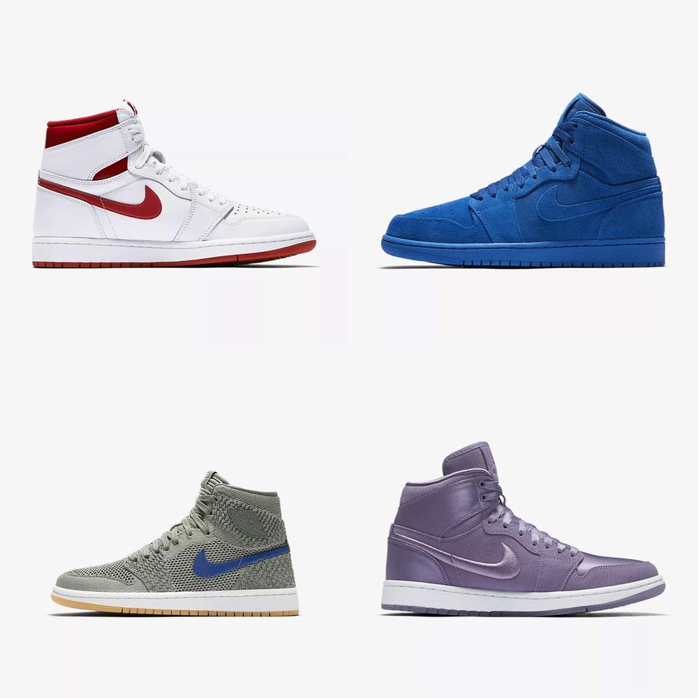 Jordan Retro sneakers met tot 40% korting @ Nike