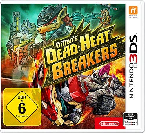 Dillon's Dead-Heat Breakers (3DS) voor €14,15 @ Amazon.de