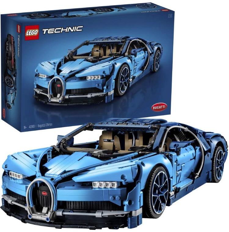 Lego Bugatti Chiron *laagste ooit