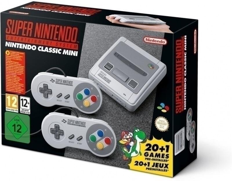 Nintendo Classic Mini: SNES - Gratis bezorging!