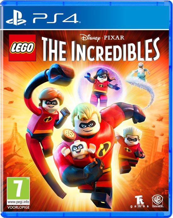 Lego The Incredibles PS4 @Bol.com