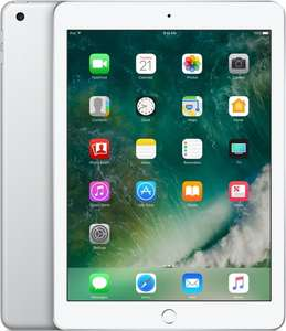Apple iPad (2017) 32GB Zilver voor €282,15 @ CD-ROM-LAND