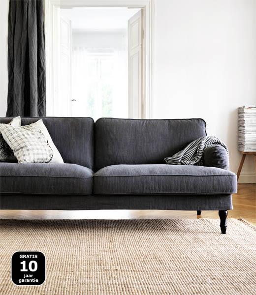 15% korting op alle stoffen banken @ IKEA