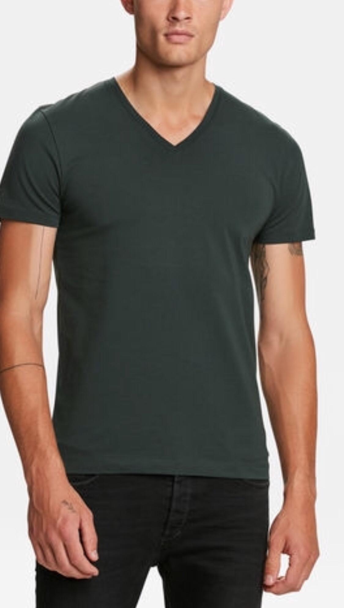[prijsfout] Heren organisch katoen t-shirt @We Fashion