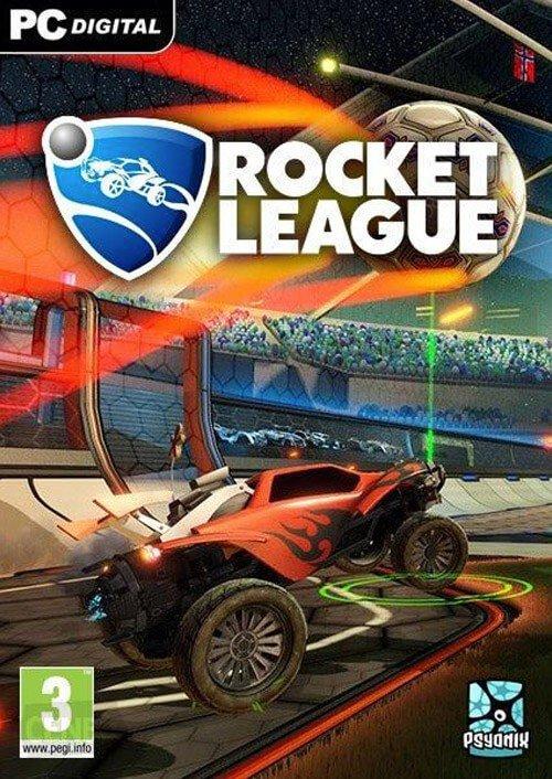 Rocket league PC (steam) @CDkeys