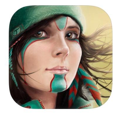 Windy, meditatie / relaxt app. Gratis iOS app