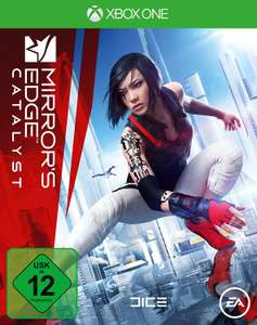 Mirror's Edge Catalyst German Edition (XB1/PS4) voor €5,67 @ Dodax