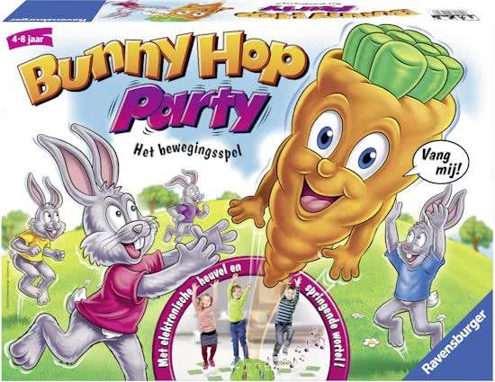 Ravensburger Bunny Hop Party @ Bol.com
