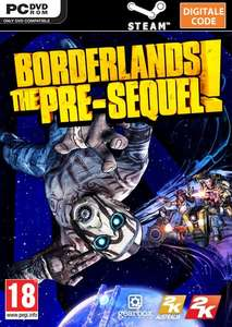 Borderlands: The Pre-Sequel PC Steam Key