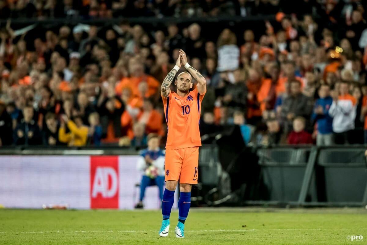 Wedstrijd Nederland - Peru in Cruijff stadion. 6 september. Via Uitjekrant.nl