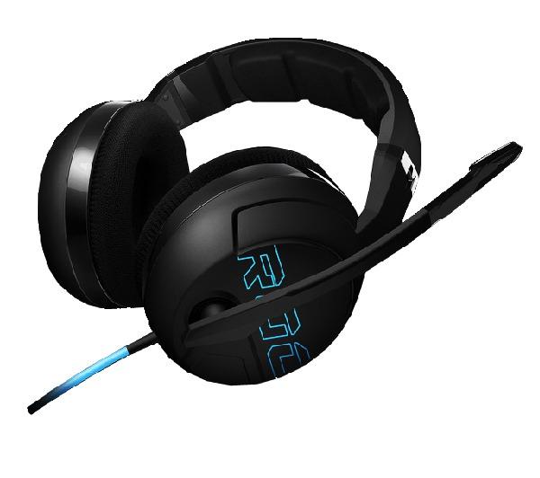 Roccat Kave XTD Stereo Headset voor € 60,98 @ Pixmania