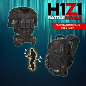 Gratis H1Z1 gear voor PS+ members