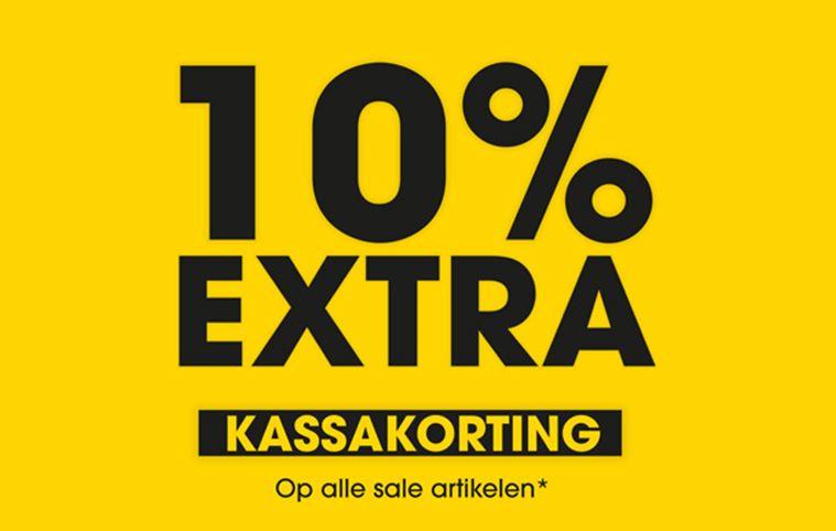 Sale tot -70% + 10% extra met code @ Ziengs