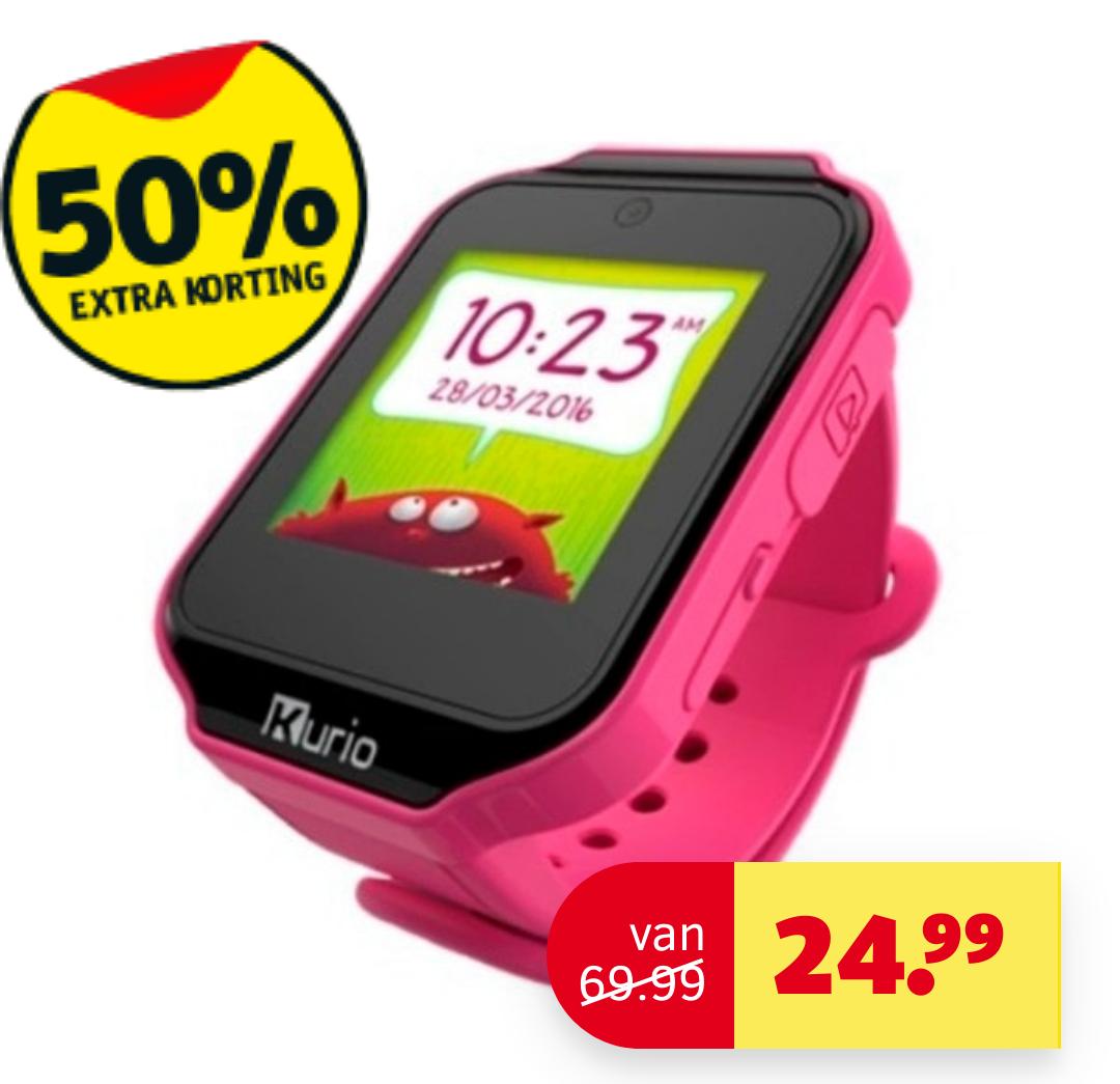 Kurio C16500 Smartwatch voor Kinderen