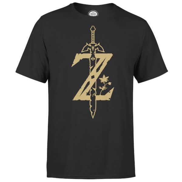 Nintendo Legend of Zelda t-shirt voor €10,99 @ Zavvi