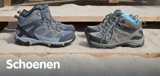10 euro EXTRA korting op geselecteerde wandelschoenen (bovenop de sale!) voor ANWB leden + gratis lidmaatschap bij slim combineren met creditcard.