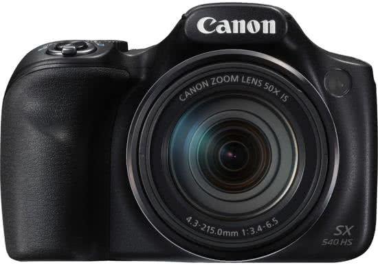 Canon PowerShot SX540 voor 199 bij Bol.com