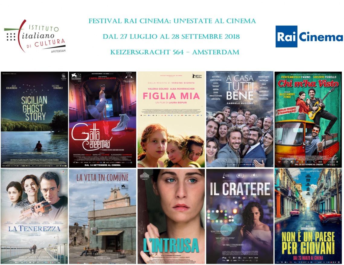 Gratis naar het Italiaans Filmfestival in de RAI Cinema